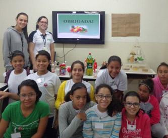 Foto: Alunos em sala de aula